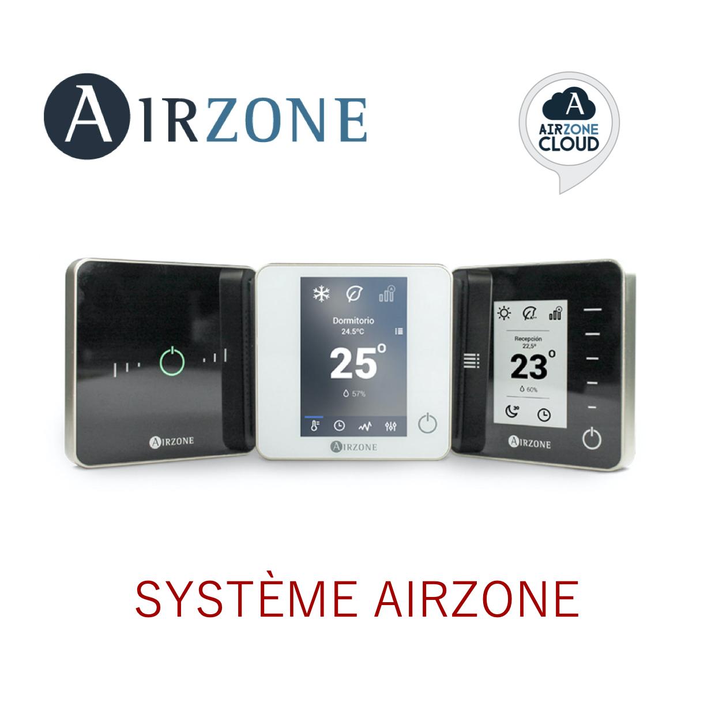 Système Airzone et VMI