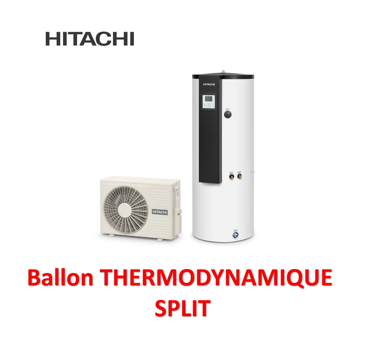 Ballon THERMODYNAMIQUE SPLIT