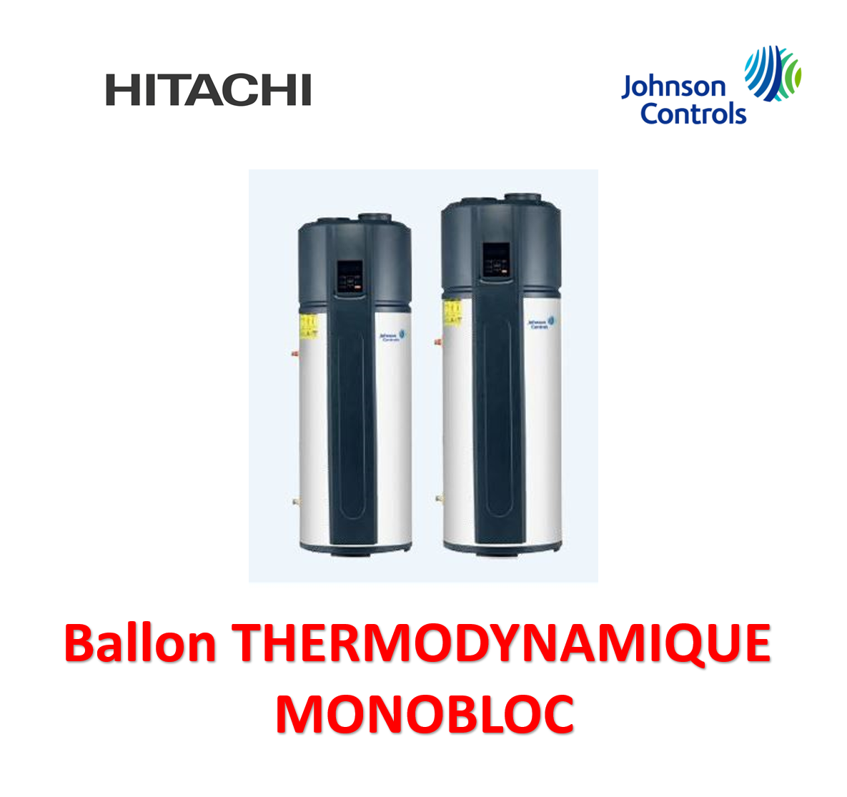 Ballon THERMODYNAMIQUE MONOBLOC
