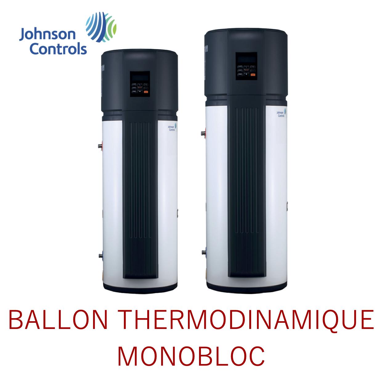 Ballon THERMODYNAMIQUE MONOBLOC