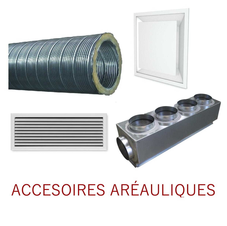 Accessoires Aérauliques