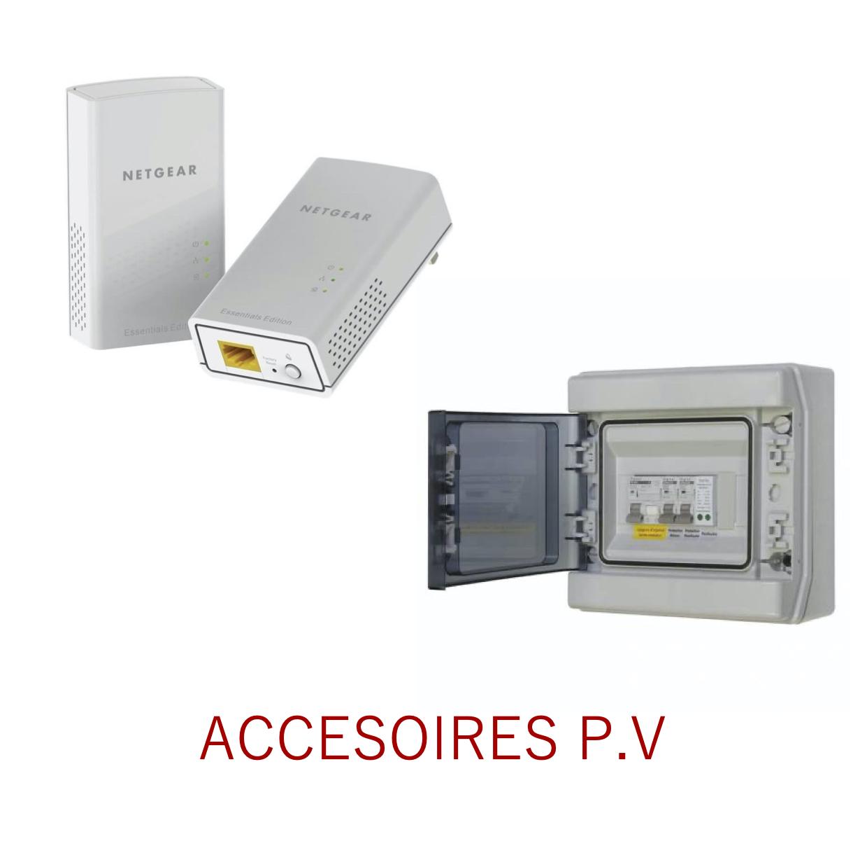 Accessoires PV