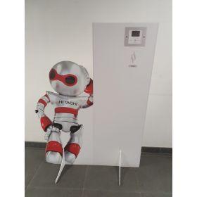 Présentoir Silhouette Robot YUTAKI SCOMBI