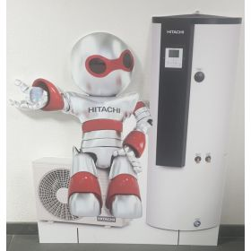Présentoir Silhouette Robot YUTAMPO